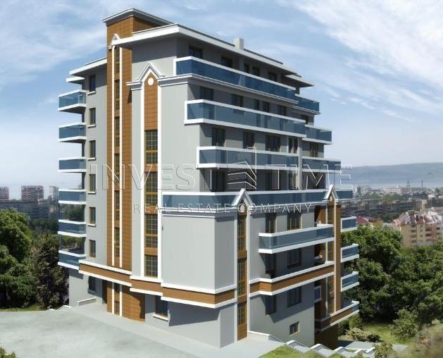 Двустаен апартамент – нова сграда Бриз