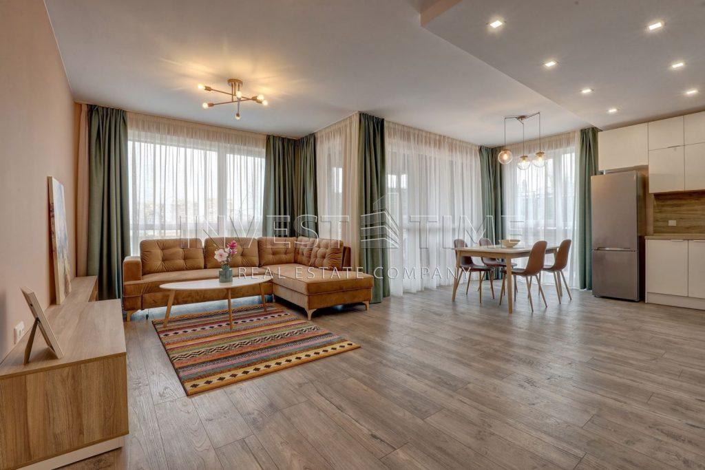 Луксозен имот с две спални – Бриз (обзаведен)