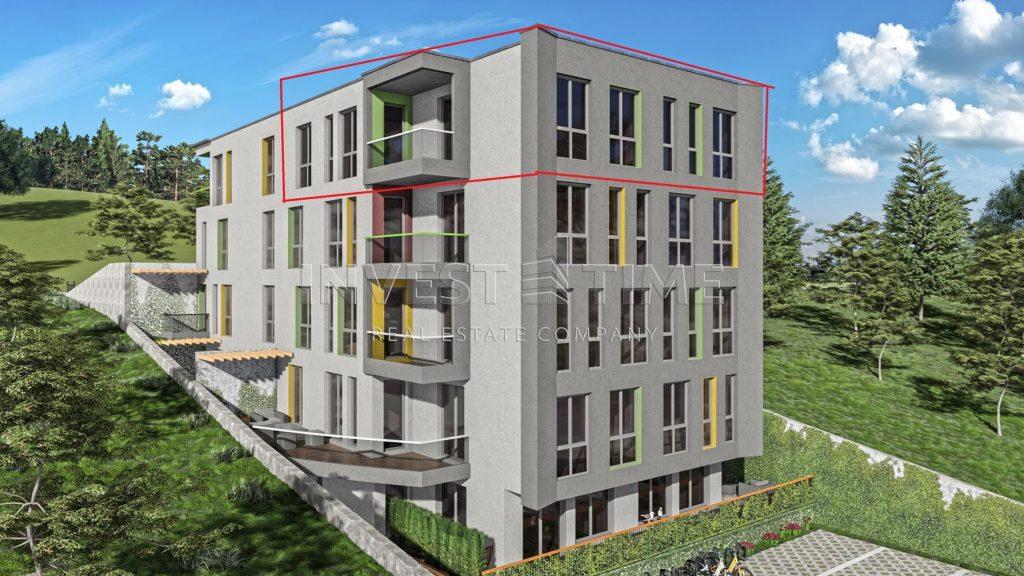Многостаен апартамент с отлична панорама и просторни стаи!