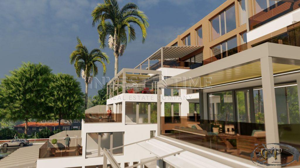 Панорамен двустаен апартамент – Бриз
